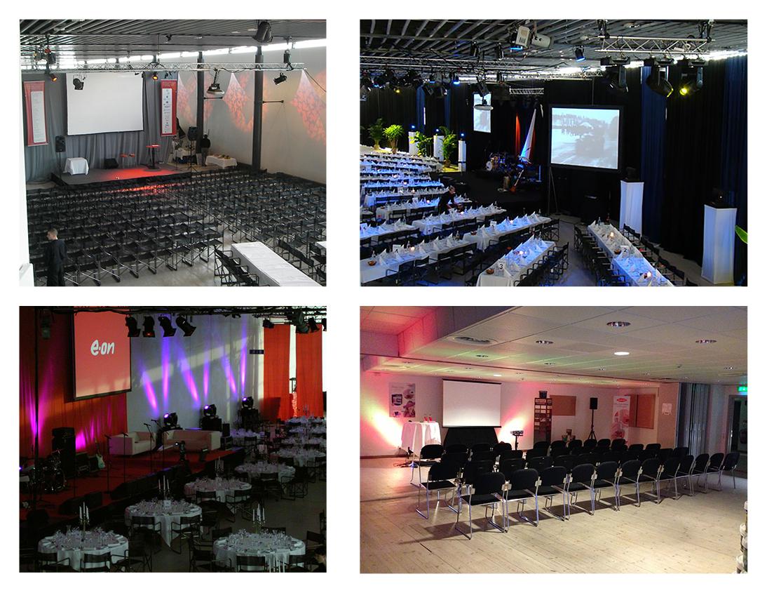 Konferens Luftkastellet Malmö