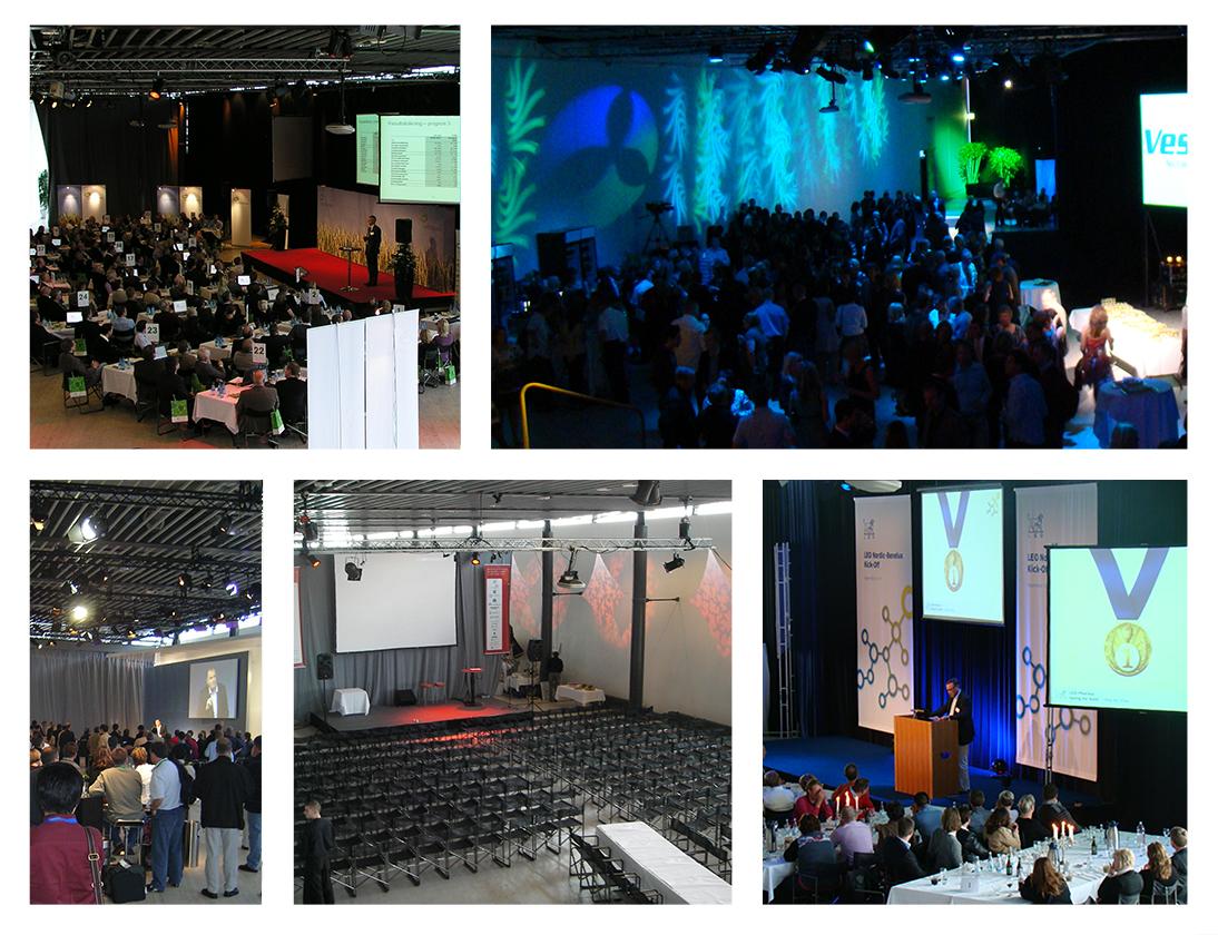 Konferenslokaler Luftkastellet Malmö