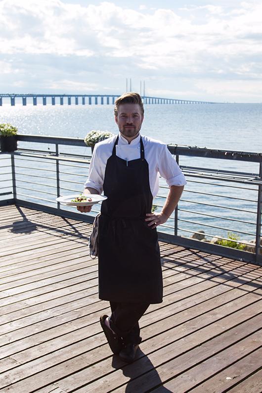 Peter Ringström Kock Luftkastellet Restaurang Malmö